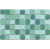 Мозаика Bars Crystal mosaic YHT 486