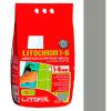 LITOCHROM 1-6 Затирка (Затирочная смесь) (цементная смесь) для межплиточных швов 5 кг.