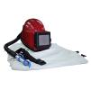 Защитный шлем пескоструйщика