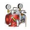 Узел управления с комбинированным приводом взрывозащищенный УУ-Д150/1,2(Р, Э12, Э24, 220, Г0,07)-ВФ.УЗ.1