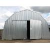 Арочный ангар, холодный, размер 18х54х9 м