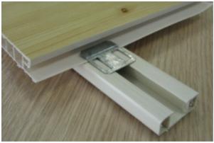 Монтажная планка для панелей пвх (обрешетка)
