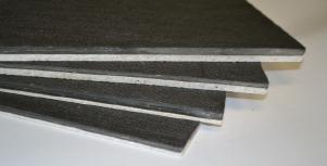 Баритовые панели Абрис 600 х 1200 х 10 мм экв. Pb=0,5 мм
