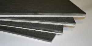 Баритовые панели Абрис 600 х 1200 х 15 мм экв. Pb=1,0 мм
