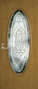 Двери FennoDoors входные серия DECOR арт.2C00 NAS2057 стр.проем 900 х 2100 мм