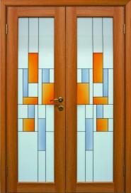 Двери KAPELLI universal моноколор/ламинированные