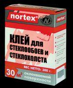 Клей для стеклообоев сухой, Нортекс, упаковка 0,3 кг