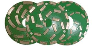 Фрезы алмазные торцевые 250мм.