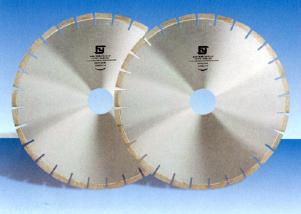 Алмазные диски с водяным охлаждением по граниту