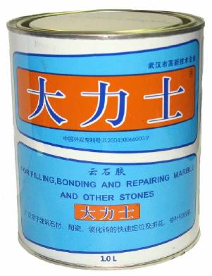 Полиэфирная клей-мастика густой,качество-2 звезды,китай
