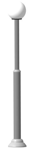 Опора наружного освещения трубчатая ОТ-7