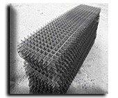 Сетка арматурная кладочная ячейка 50*50 мм,толщ.4 мм,разные карты (0.51 м на 3 м) и (2 м на 3 м)