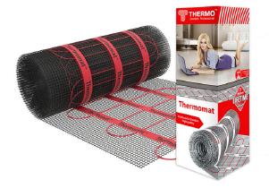 Теплый пол Thermo - Термомат TVK-210 5,7 м.кв