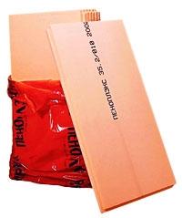 Экструдированный пенополистирол Пеноплэкс КРОВЛЯ (1200х600х100 мм); 2,88 кв. м; 0,288 куб. м; (4 шт.), теплоизоляция кровли