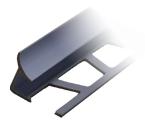 Раскладка под плитку внутренняя 11-12 мм,(Текстурный)2,5м