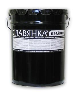 Праймер СЛАВЯНКА нефтеполимерный