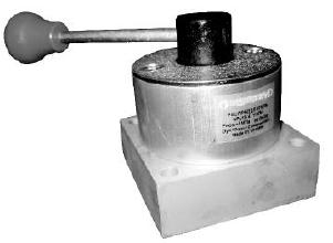 КРу16.5 крановый пневмораспределитель