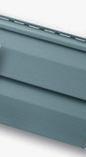 Сайдинг серо-голубой виниловый альта -профиль (панель сайдинга- стандартная коллекция), двухпереломная 3,66х0,23х1,2мм