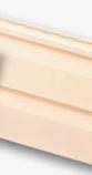 Сайдинг виниловый розовый альта-профиль (панель сайдинга- стандартная коллекция), двухпереломная 3,66х0,23х1,2мм