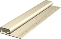 Сайдинг альта-профиль финишная - 3,66м цвет: белая/цветная
