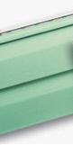 """Панель сайдинг фисташковый, коллекция винилового сайдинга альта-профиль престиж """"КА-НА-ДА+"""", двухпереломная 3,66х0,23х1,2мм (0,84кв.м)"""
