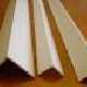 """Уголки пластиковые пвх 10х10х3,0м """"Альта-Профиль"""" ( в синей пленке )"""