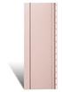 Вертикальный сайдинг виниловый персиковый