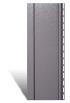 Вертикальный сайдинг сиреневый металлик-Techno акриловый