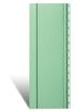 Вертикальный сайдинг виниловый фисташковый