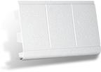 Цокольный сайдинг альта-профиль,альта-декор Откос универсальный белый