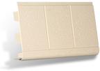 Откос универсальный кремовый - Цокольный сайдинг альта-профиль,альта-декор