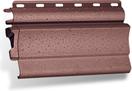 Наличник модерн коричневый - Цокольный сайдинг альта-профиль,альта-декор