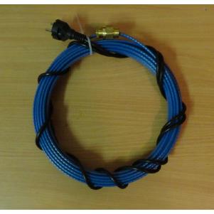 Греющий кабель HEATWAY ECO 13 Вт/м для установки внутри водопровода (секция 55м)