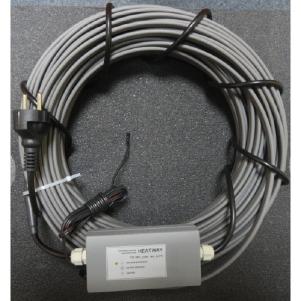 Секция с терморегулятором TR - 101 (40 м)