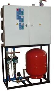 Электрокотельная ЭКТ-210 МР