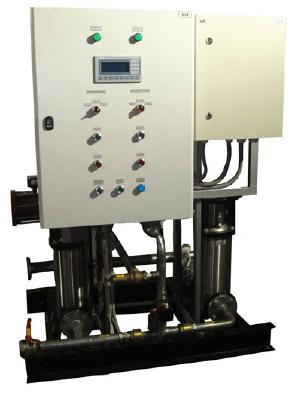 Модуль подачи пенообразователя МПП 150 – 0,5