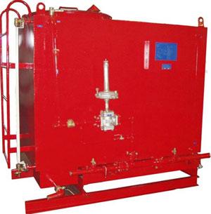 Модуль дозирования МД пенообразователя с баком пенообразователя (из нержавеющей стали) V5