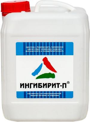 Ингибирит-П — пассивирующий состав для металла, канистра 5кг
