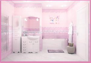 Декоративная панель VENTA Exclusive «Сакура»