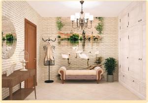 Декоративная панель VENTA Exclusive «Лебеди»