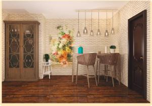 Декоративная панель VENTA Exclusive «Натюрморт»