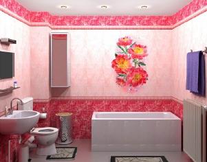 Декоративная панель VENTA Exclusive «Пионы»