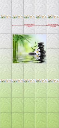 Декоративная панель VENTA Exclusive «Гаваи» 0.25x2.7