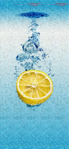 Декоративная панель VENTA Exclusive «Мозаика Лимон» 0.25x2.7