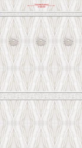 Декоративная панель VENTA Exclusive «Палаццо» 0.25x2.7