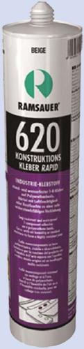 RAMSAUER 620 RAPID KLEBER PREMIUM Полиуретановый суперсильный контактный монтажно-конструкционный клей премиум-класса