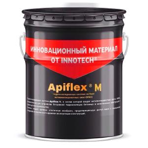 АПИФЛЕКС® М Мастичная гидроизоляционная система на базе метилметакрилатных смол (ММА) для объектов промышленного и гражданского строительства (20 кг)