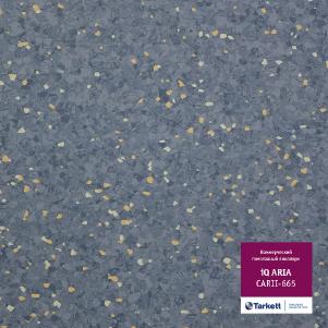 Коммерческий гомогенный линолеум Ария/ IQ ARIA 665