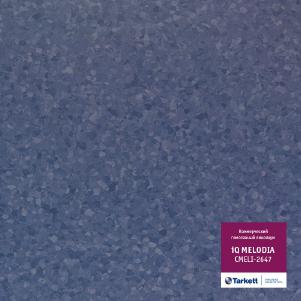 Коммерческий гомогенный линолеум Таркетт Мелодия 2647