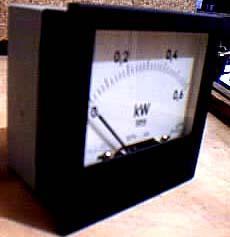 Ваттметр Ц301/1,габарит 120х120мм
